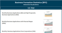 Business Formation Statistics