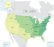 Center Of Population And Territorial Expansion - Us population centers map