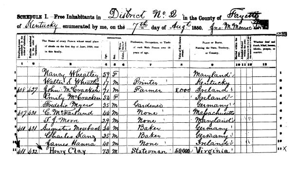 Are blank copies of census questionnaires available? - History ...