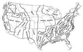 Regions And Divisions History US Census Bureau - Us census regions and divisions map