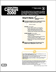 Census 2000 Long Form