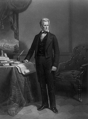 Andrew Jackson Was President Of The United States On Census Day June 1 1830