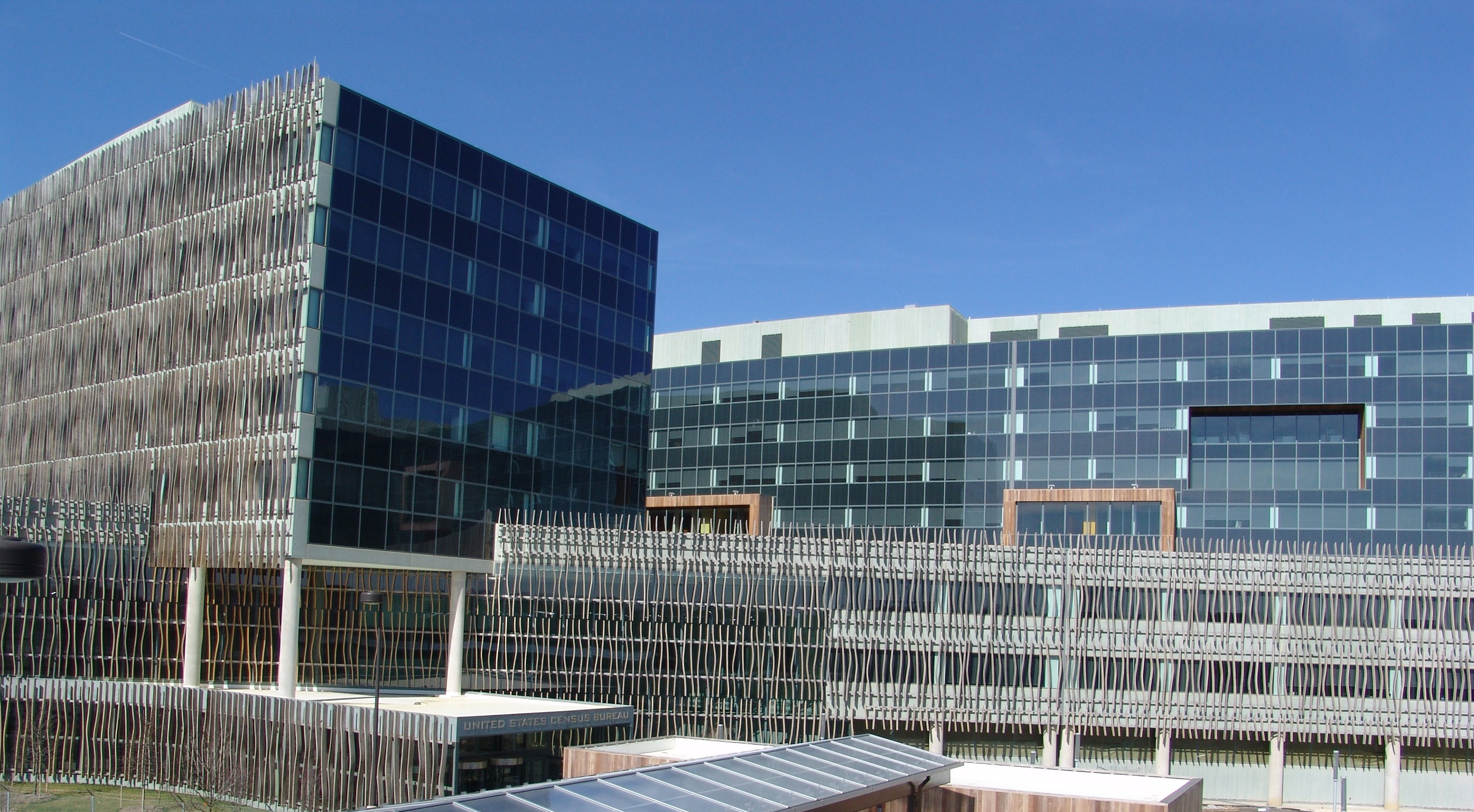 Bureau Open Space Definition : New headquarters history u s census bureau