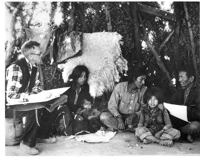 1930 Navajo Enumeration