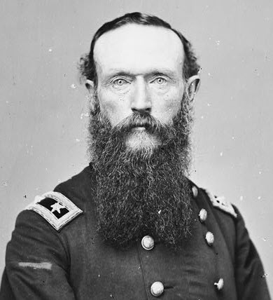 Major General Frederick Steele