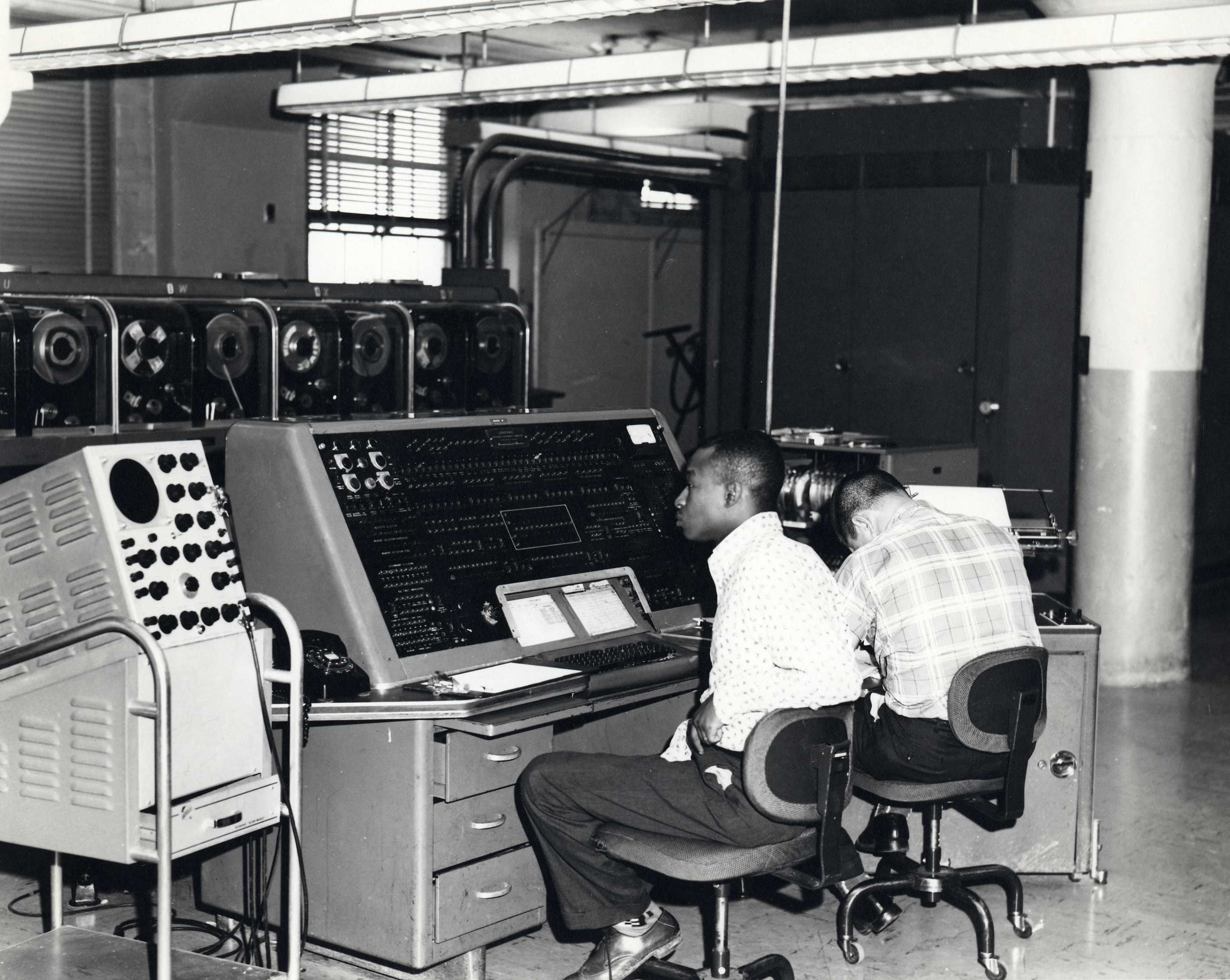 Working on ENIAC: The Lost Labors of the Information Age - Thomas ...
