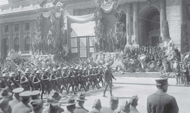 27th Division Parade in New York City