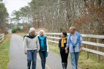 A new report shows that more than 1 in 5 older Americans live in rural parts of the country.