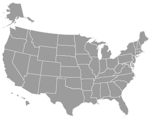 My Congressional District - Us state boundary outline map