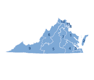 Map Of Georgia 10th Congressional District.My Congressional District